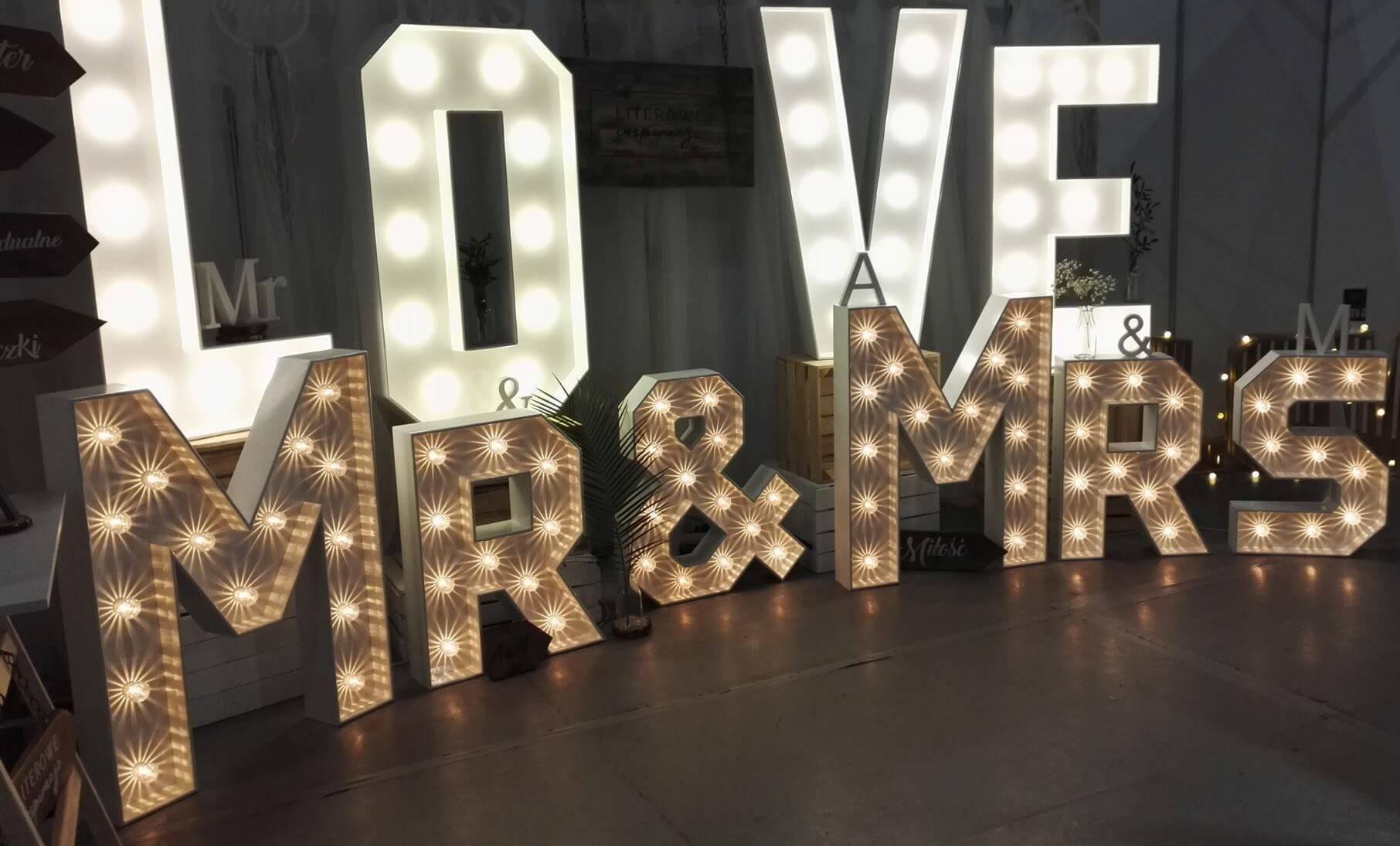 Mr&Mrs | 95cm