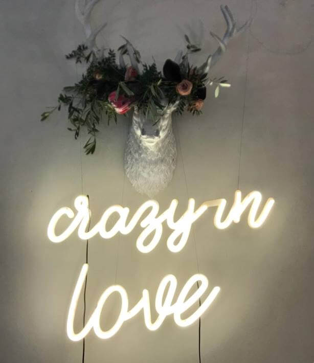 CRAZY•IN•LOVE | neon